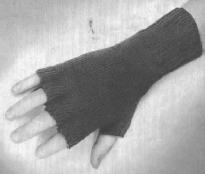 Fingerless Trigger Gloves