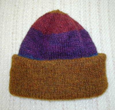 Hjs Studio Double Hat